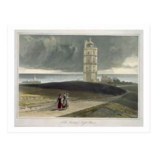 North Foreland Lighthouse, from 'A Voyage Around G Postcard