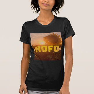 north fork nofo sunflowers T-Shirt