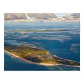 North Frisian Wadden Sea Germany Postcard