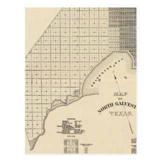 North Galveston Postcard
