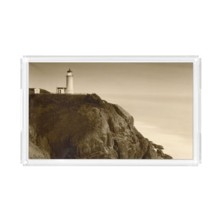 North Head Lighthouse | Fort Canby State Park, WA Acrylic Tray
