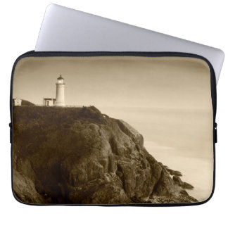 North Head Lighthouse | Fort Canby State Park, WA Laptop Sleeve