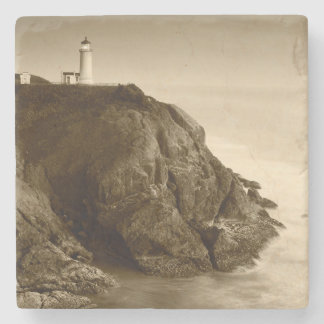 North Head Lighthouse | Fort Canby State Park, WA Stone Coaster