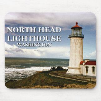 North Head Lighthouse, Washington Mousepad