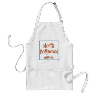 North Hollywood California BlueBox Standard Apron