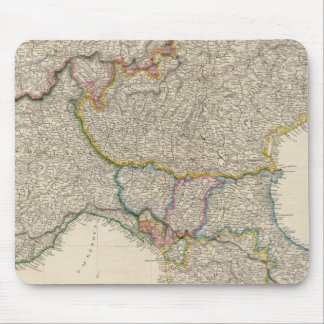 North Italy with Sardinia Mouse Pad
