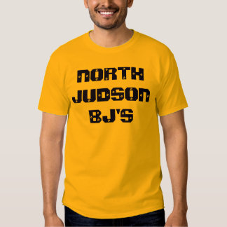 NORTH JUDSON BJ'S T-SHIRTS