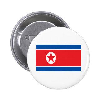 NORTH KOREA PINS