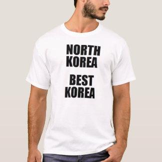 NORTH KOREA, BEST KOREA T-Shirt