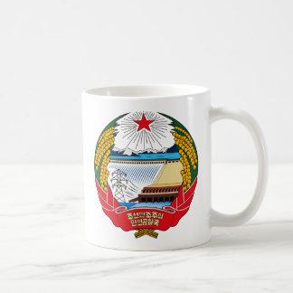 North Korea Coat of Arms Mug