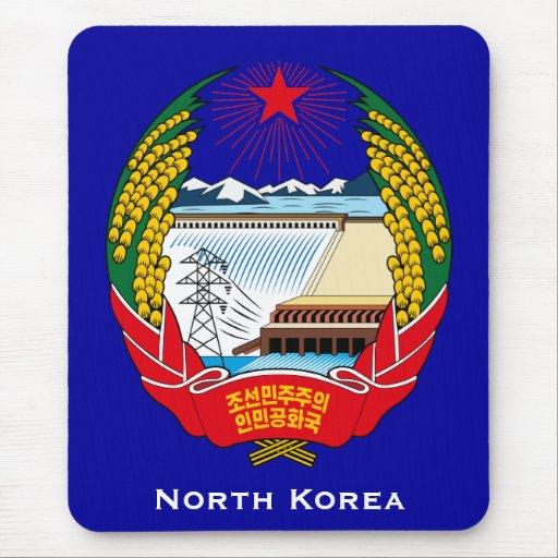 North Korea* Computer Mousepad