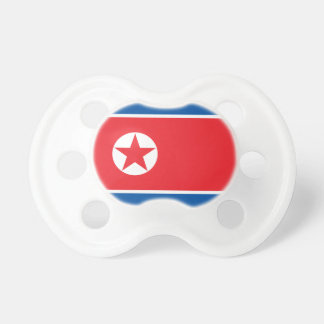 North Korea Flag Dummy