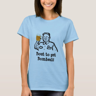 North Korea, Kim Jong Bout to get bomb- Funny Tees