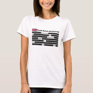 North Korea uncensored T-Shirt