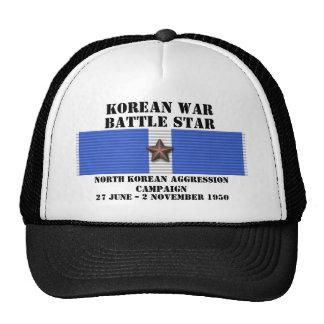 North Korean Aggression Campaign Cap