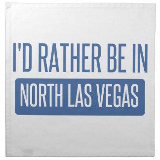 North Las Vegas Napkin