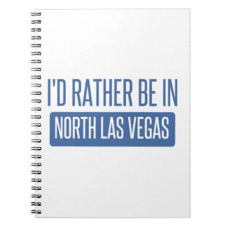 North Las Vegas Spiral Notebook