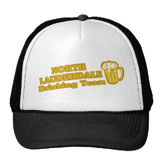 North Lauderdale Drinking Team tee shirts Hat