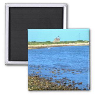 North Light Block Island Magnet