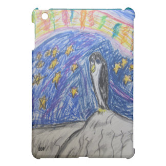 North light penguin iPad mini cases