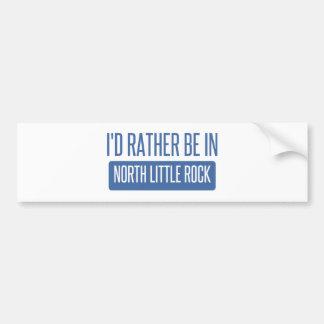 North Little Rock Bumper Sticker