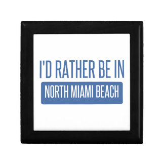 North Miami Beach Gift Box