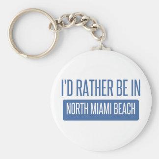 North Miami Beach Key Ring