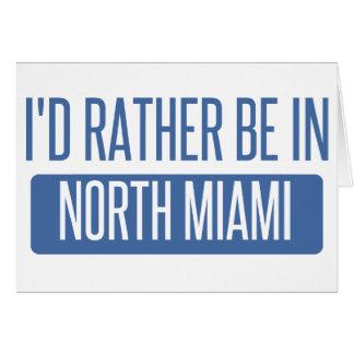 North Miami Card