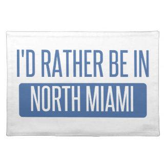 North Miami Placemat