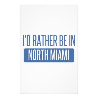 North Miami Stationery