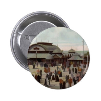NORTH PIER BLACKPOOL 1906 BUTTONS