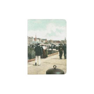 North Pier, Bridlington (1905) Passport Holder