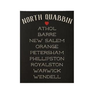 North Quabbin Poster