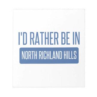 North Richland Hills Notepad