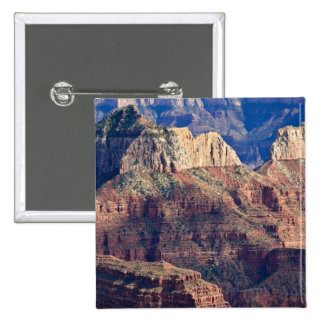 North Rim Grand Canyon - Grand Canyon National 15 Cm Square Badge