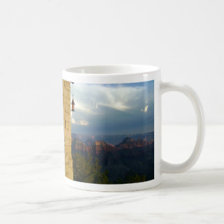 North Rim of the Grand Canyon in Arizona Coffee Mug