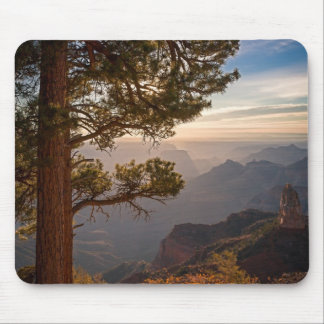 North Rim Sunrise Mouse Pad