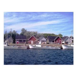 North Rustico, Prince Edward Island Canada Postcard