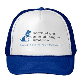 North Shore Animal League Branded Cap