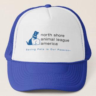 North Shore Animal League Branded Trucker Hat