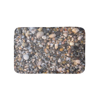 North Shore Beach Rocks Bath Mat