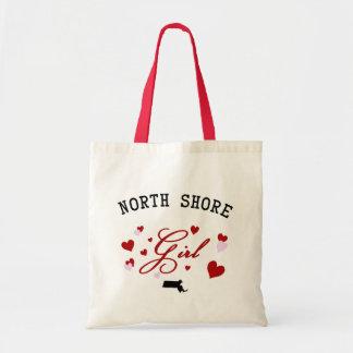 North Shore Girl Canvas Tote Bag