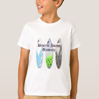 North Shore Hawaii Merchandise T-Shirt