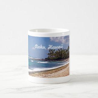 North Shore on the island of Oahu in Hawaii Mugs