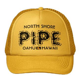 NORTH SHORE PIPE OAHU HAWAII CAP