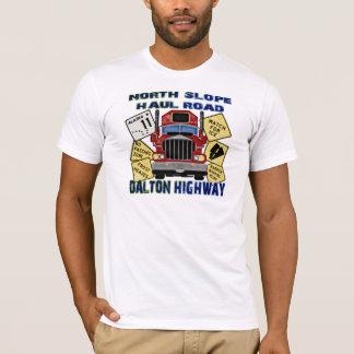 North Slope Haul Road Dalton Highway T-Shirt