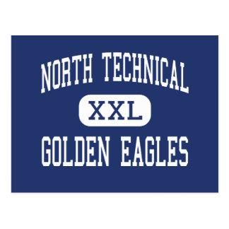 North Technical - Golden Eagles - Florissant Postcard