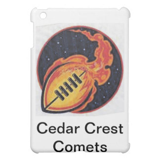 North Texas Pop Warner Cedar Crest Comets Cover For The iPad Mini