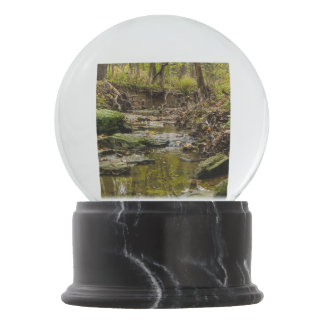 North Wears Creek Snow Globe