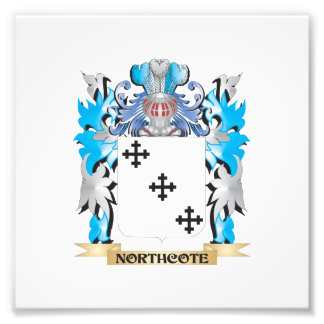 Northcote Coat of Arms - Family Crest Photo